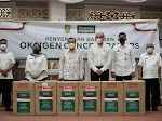 Tanoto Foundation Donasikan Konsentrator Oksigen Kepada Pemprov Riau