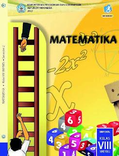 Buku Matematika Kelas 8  Semester 2