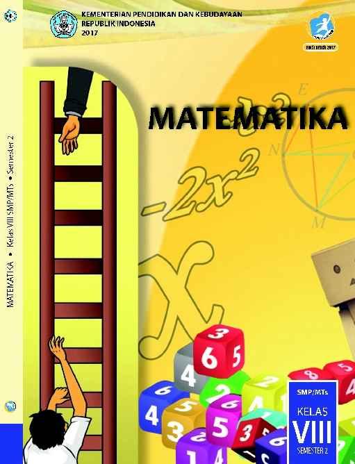 Buku Matematika Kelas 8  Semester 2 - Buku Siswa
