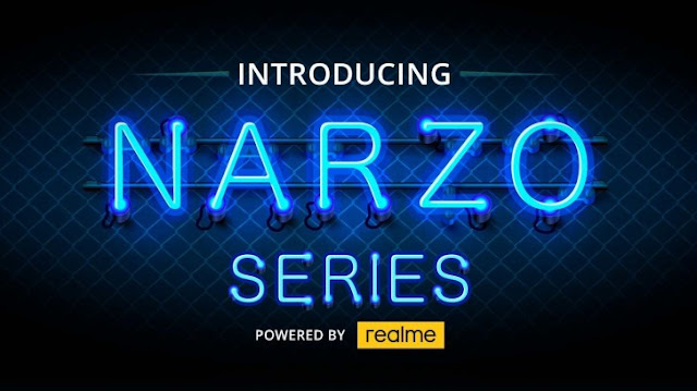 Realme to launch new Narzo Smartphone