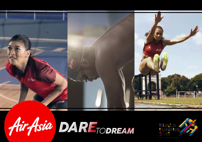 AirAsia Dare To Dream