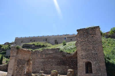 Toledo Wall, Spain