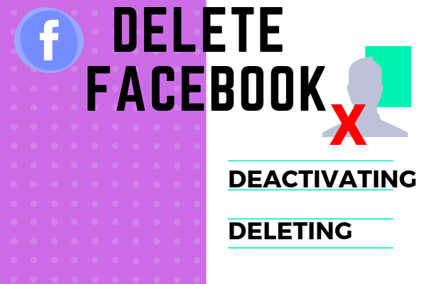 How To Delete A Facebook