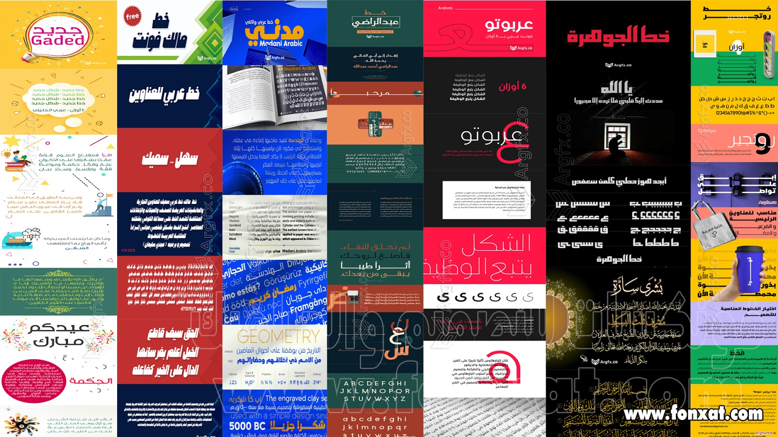 Arabic Professional Fonts Group No. 1 is more than wonderful