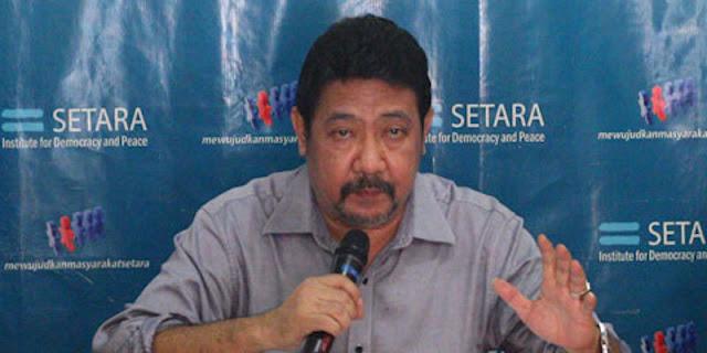 Sebut KKB Teroris, Hendardi: Ekspresi Putus Asa dan Kebijakan Terburuk Jokowi ke Papua