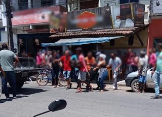 Em tentativa homicídio vitima é atingida por cerca de 3 tiros em Ipiaú