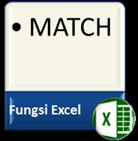 Fungsi Excel MATCH