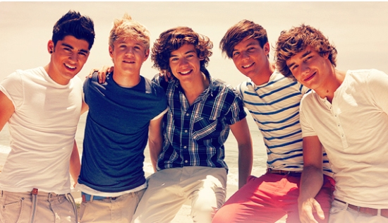 fotos banda One Direction
