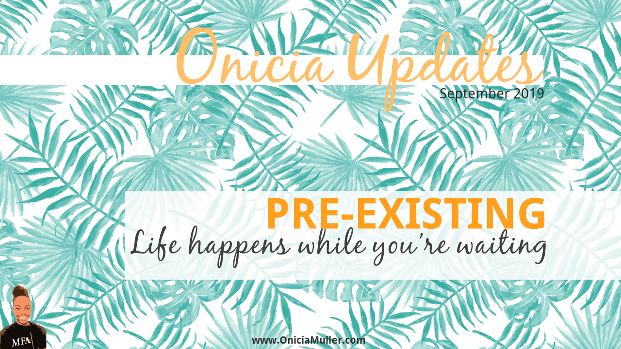 Pre-Existing Web Series Onicia Muller