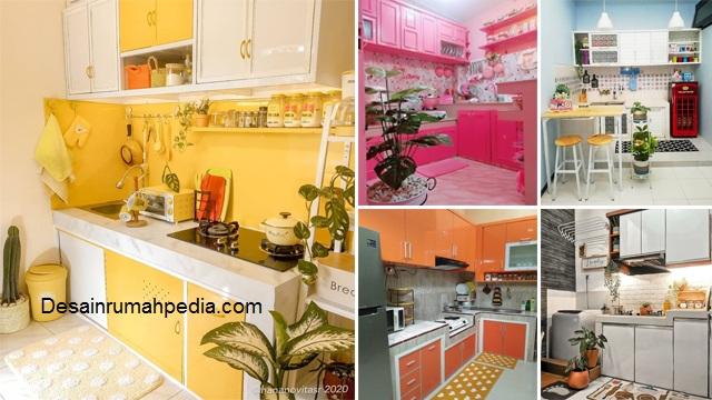 Desain Dapur Minimalis Terbaru Cocok Untuk Rumah Kecil Desainrumahpedia Com Inspirasi Desain Rumah Minimalis Modern
