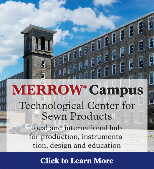 the Merrow building