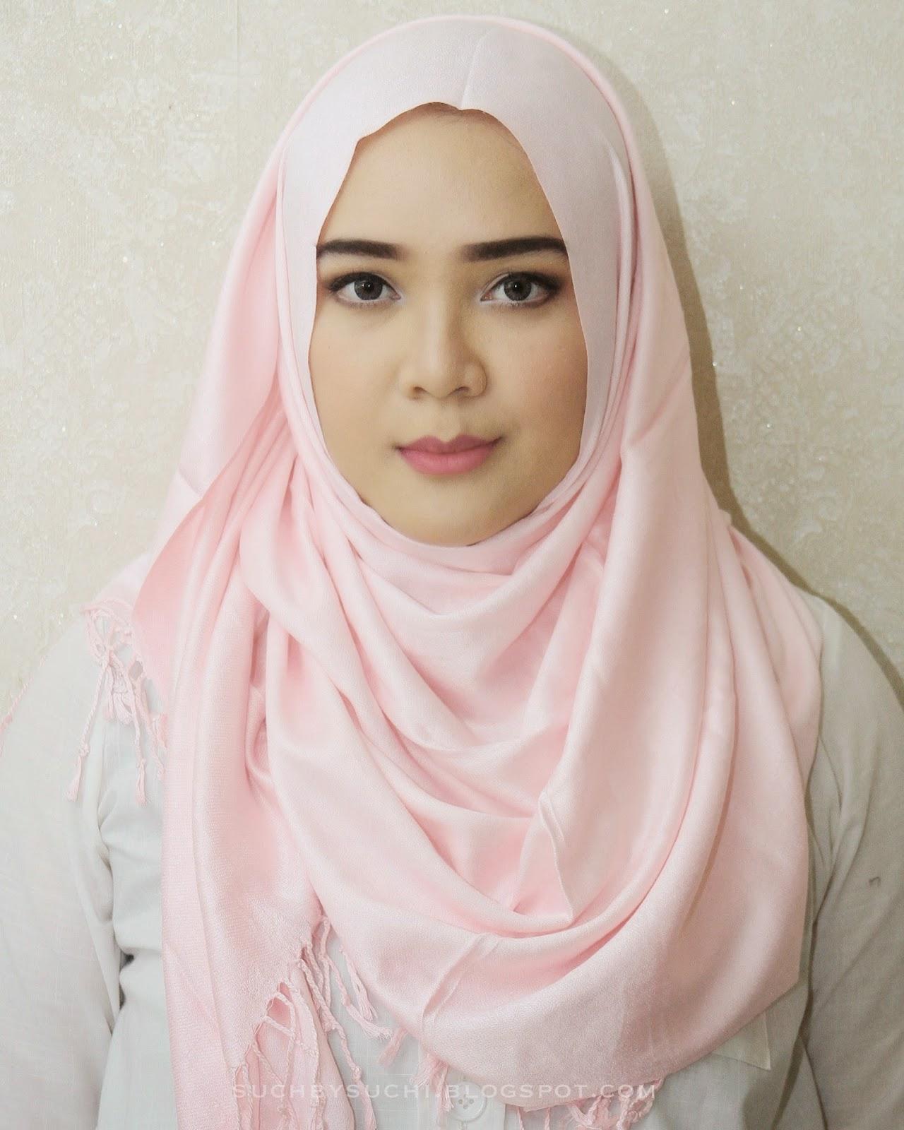 100 Kreasi Jilbab Segi Empat Untuk Ke Kampus Dan Kuliah Terbaru