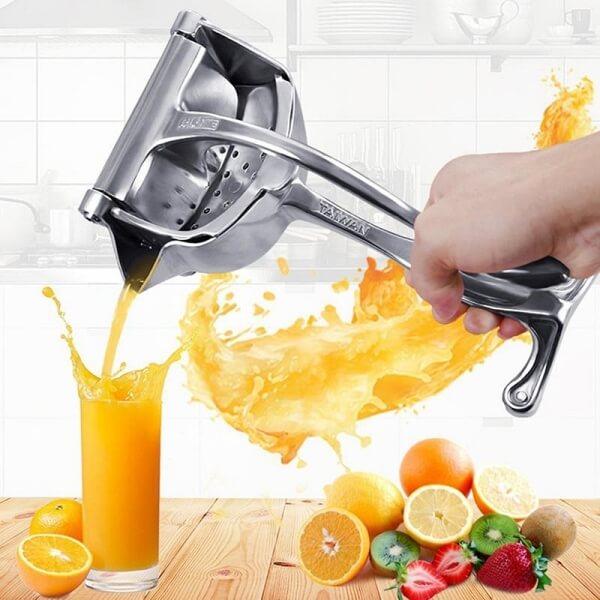 Handheld Manual Fruit Juicer Machine