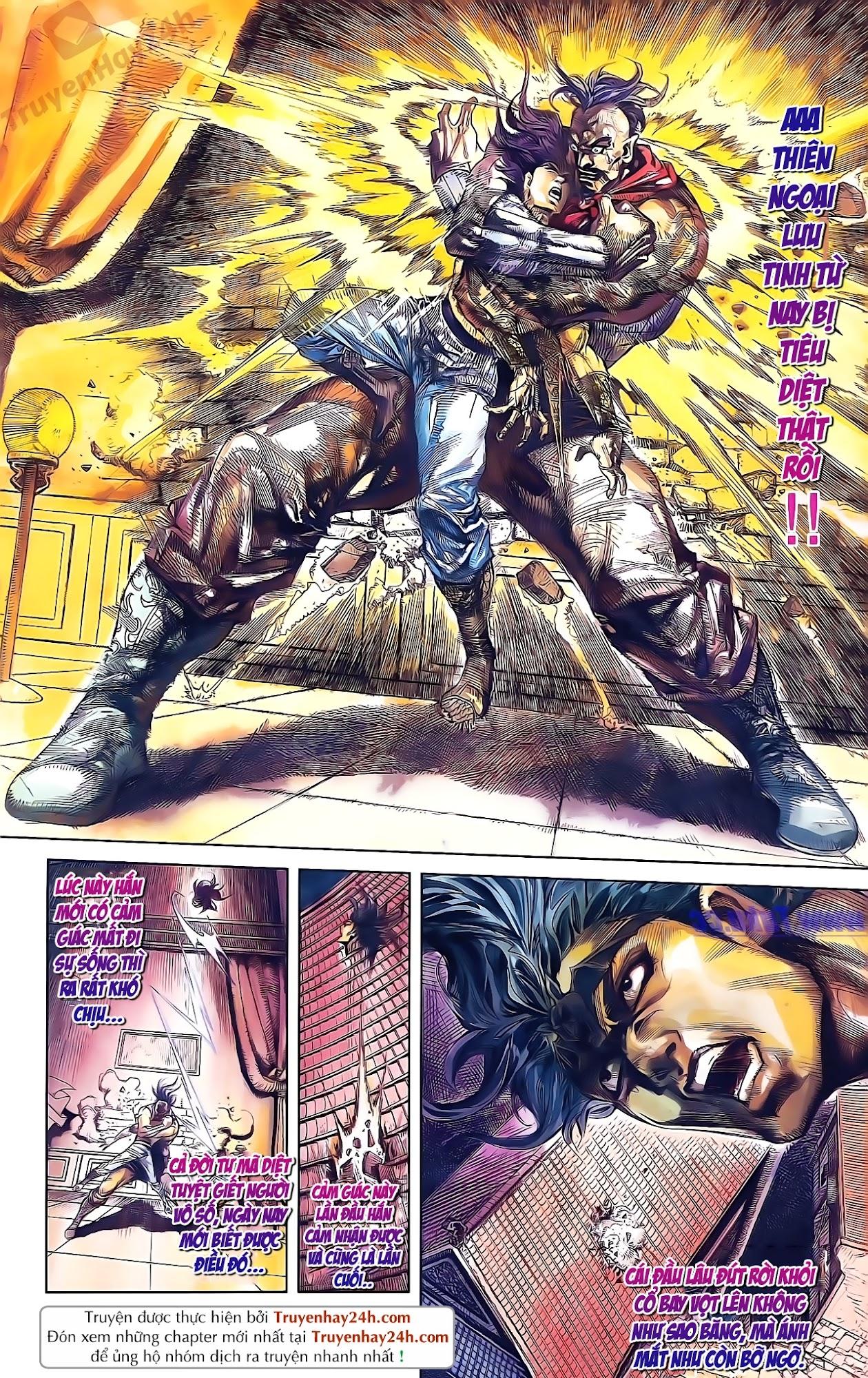 Tần Vương Doanh Chính chapter 50 trang 9