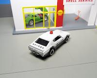 tomica skyline c110 patrol car kenmeri