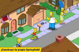 Descargar Los Simpson™: Springfield MOD APK 4.41.0 Gratis para Android 2020 2