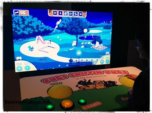TIFF Kids DigiPlay Space