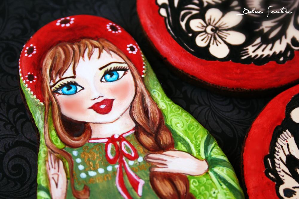 Un país en una galleta: Rusia