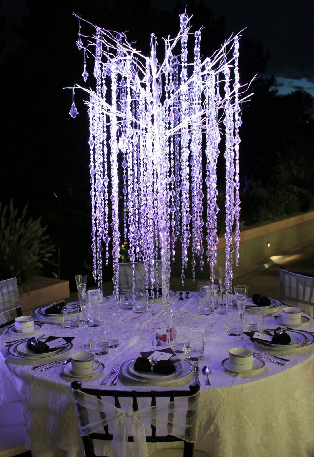 The Brilliant Blog: Wedding Reception Fantasy Tables