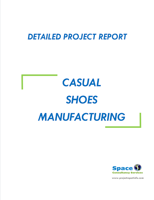 Project Report on Casual Shoes Manufacturing