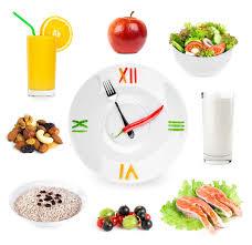 تسليم الوجبات الصحية المطلوبة في الوقت اللازم