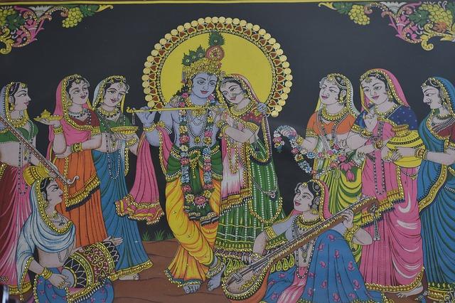 Hey Gopal Krishna Karu Aarti Teri - Bhajan Lyrics / हे गोपाल कृष्ण करूँ आरती तेरी हिंदी लिरिक्स