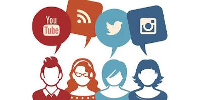 أشخاص مؤثرون في مواقع التواصل الإجتماعي
