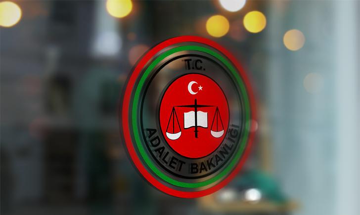 Adalet Bakanlığı Vektörel Logosu