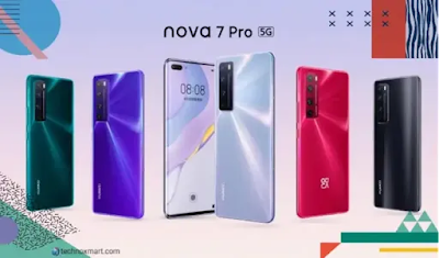 huawei nova 7 pro, huawei nova 7, huawei nova 7 se launch