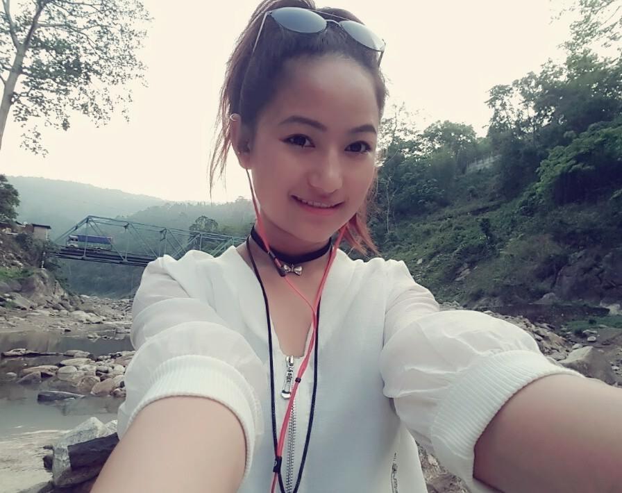 Nepali Model Nude Photo