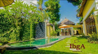 Villa daily Rental Sanur
