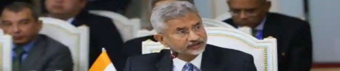 EAM Jaishankar Arrives In New York To Discuss Covid-Related Cooperation With Us Officials