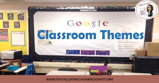 Themes for your classroom