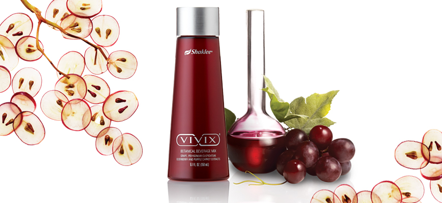 Vivix® Minuman Botani yang Lazat