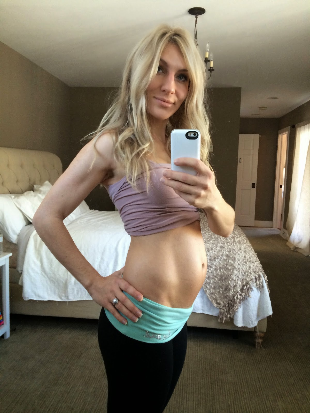 Lauren Rebecca Staying Fit While Pregnant The 2nd Time Around She works with women who are about to become surrogate mothers to check that they meet the asrm guidelines: lauren rebecca