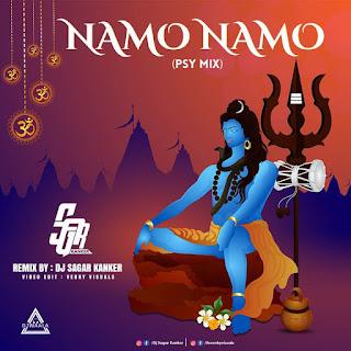 NAMO NAMO SANKRA (PSY MIX) - DJ SAGAR KANKER