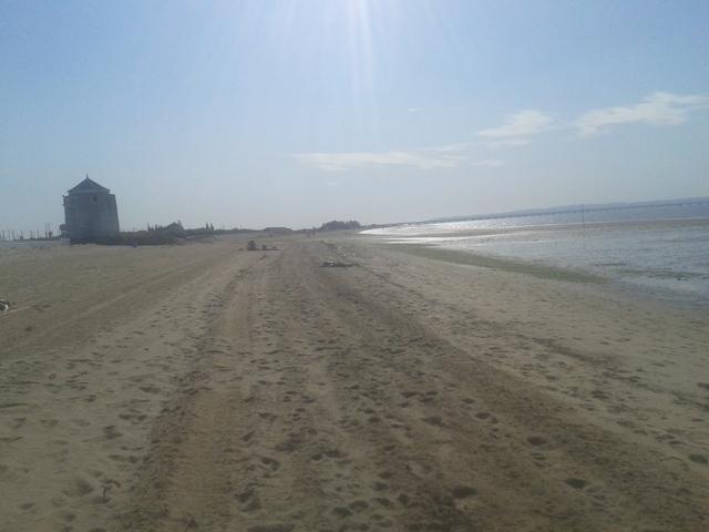 Areal Praia Moinhos