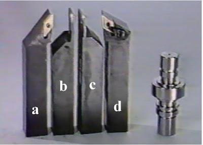 Outil de de tournage exercice corrigé sur mécanique de précision MOCN CN