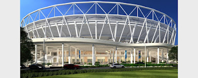 Sardar Patel Stadium the best in class engineering
