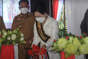 Kunjungi Sanggau, Sekda Kalbar Pinta Benahi Bersama Perpustakan di Wilayah Kalbar