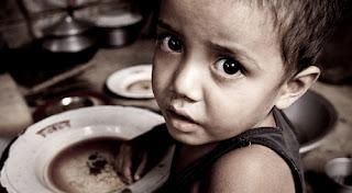 Masalah Gizi Buruk di Indonesia