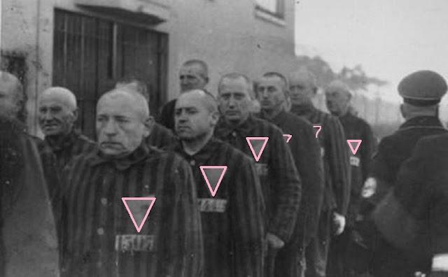 Triángulo rosa, de estigma en los campos nazis a ser el primer símbolo de orgullo en la comunidad LGBTI