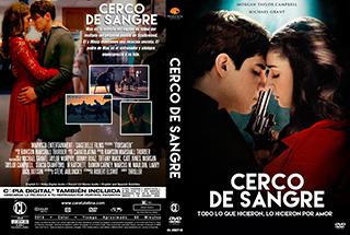 Forsaken - Cerco de Sangre - Cover DVD