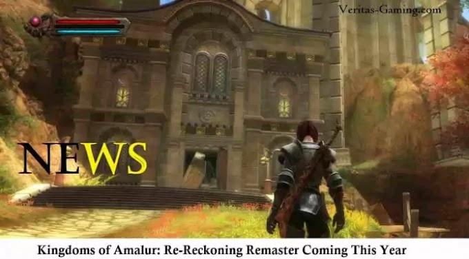 Kingdoms of Amalur: Re-Reckoning Remaster Coming This Year 2020