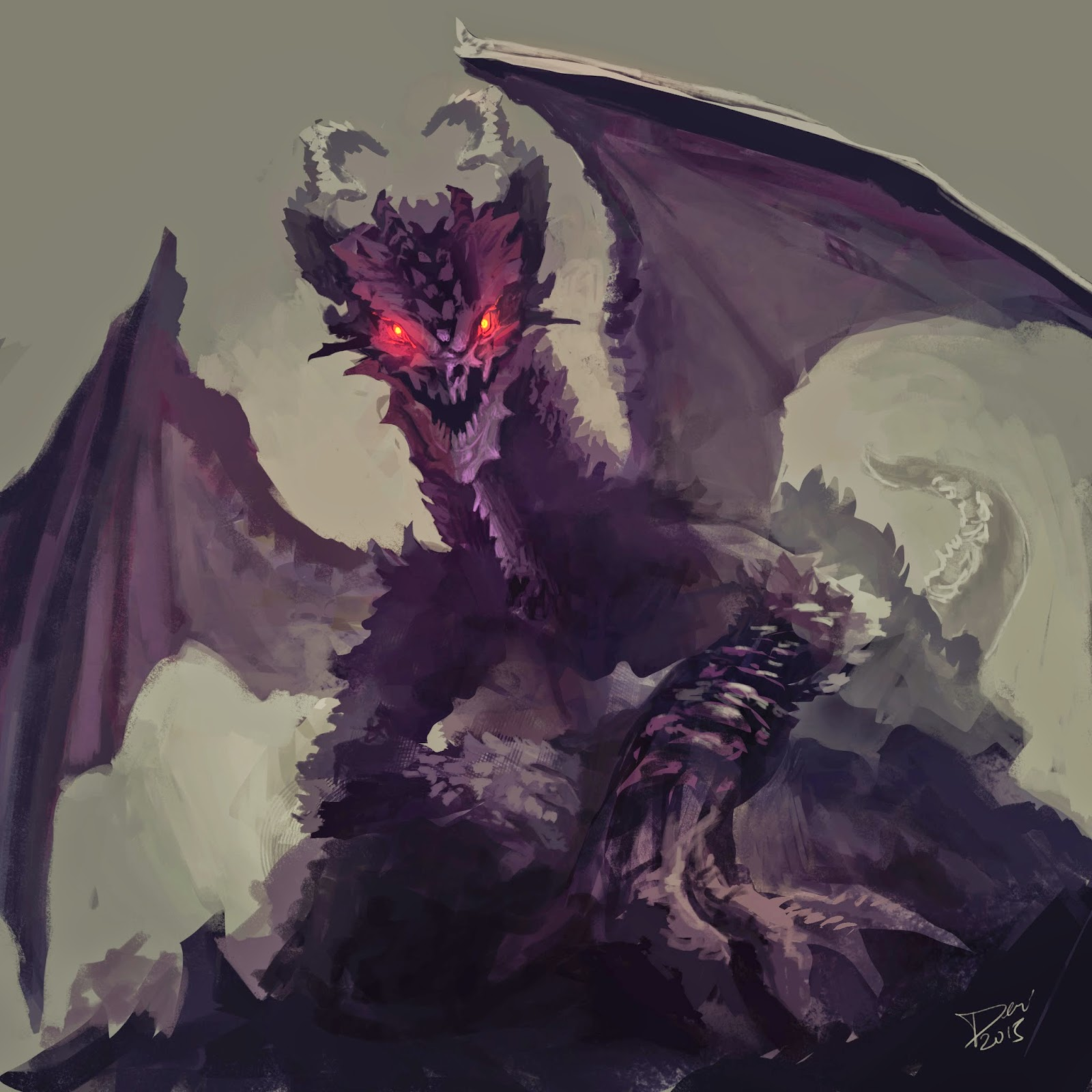 dragon, conceptart, monster, scifi, douglas deri, giant dragon, purple dragon, fire, fantasy, zbrush, maya, character design, creature design, sketchbook, book, lizardillustration, game, rpg, ilustracao, desenho, draw, how to paint, photoshop brushes, brushes, how to draw, como desenhar,
