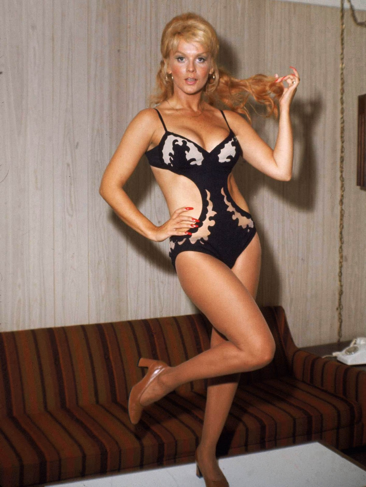 Ann margret bikini how