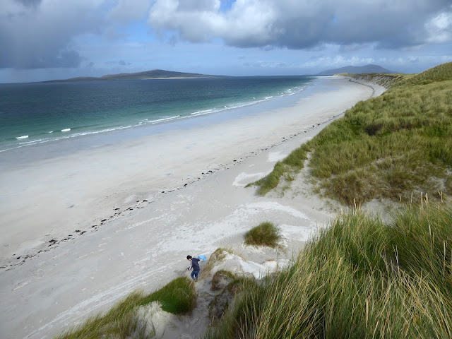 Berneray West Beach, Outer Hebrides