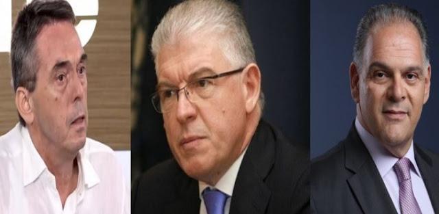 Ο Γρηγόρης Βάρρας νέος πρόεδρος του ΟΠΕΚΕΠΕ - Πρόεδρος του ΕΛΓΑ ο Ανδρέας Λυκουρέντζος