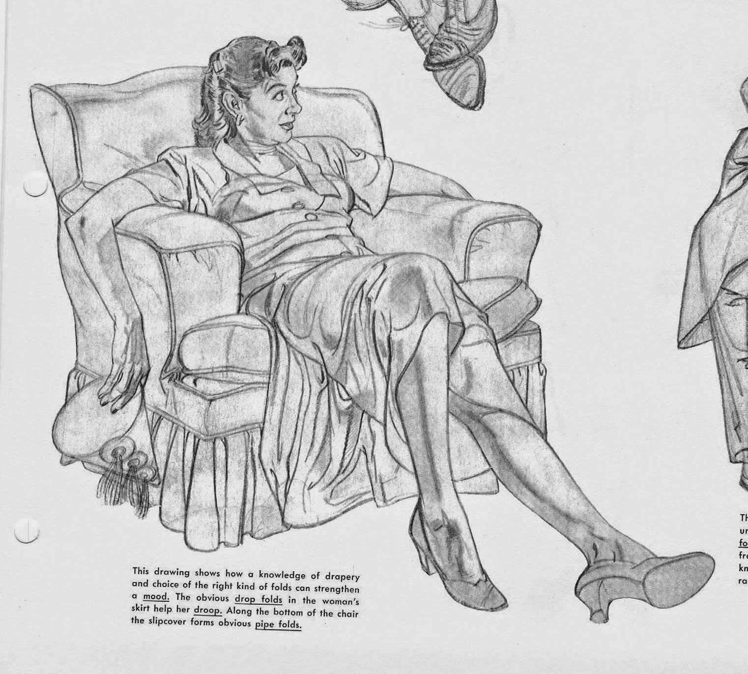 Garret's Drawing A Day Blog: Albert Dorne