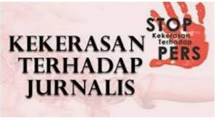 Stop kekerasanTerhadap Jurnalis.Yang Beredar Di Akun FB
